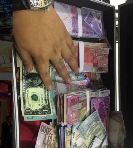Animasi Uang Rupiah