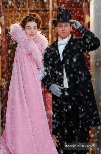 Peter Pan - Publicity still of Olivia Williams & Jason Isaacs