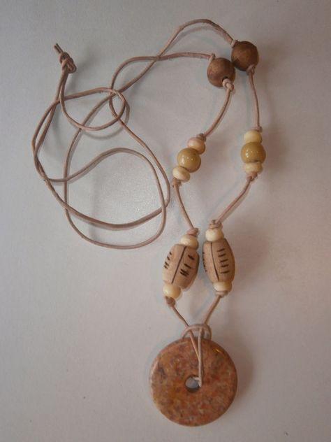 1 Halskette aus Indien Kette Schmuck Hippie Goa Nr.11 neu Folkloreschmuck Ethno