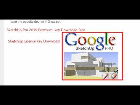 sketchup pro 2018 serial number and authorization code generator mac