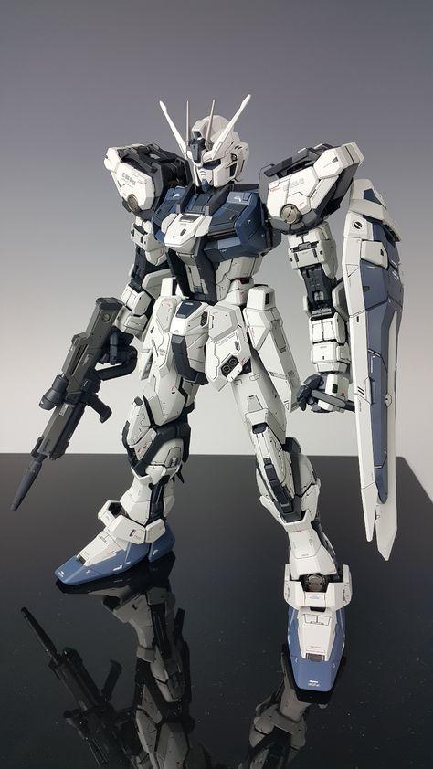 PG 1/60 Strike Gundam Ver. Hoi - Painted Build