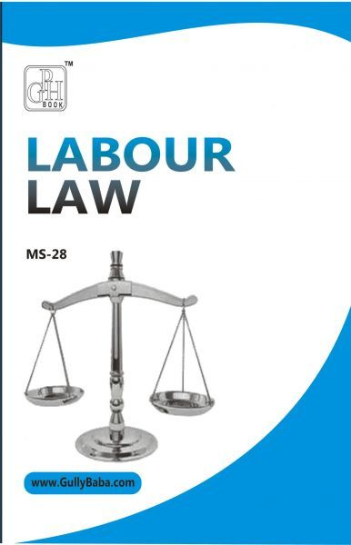 Ignou Ms28 Labour Law In English Medium Edition 2019 Ignou Help
