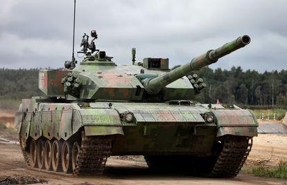 96式戦車 : 現代の主力戦車一覧まとめ(第2世代・第3世代・第3.5世代 ...