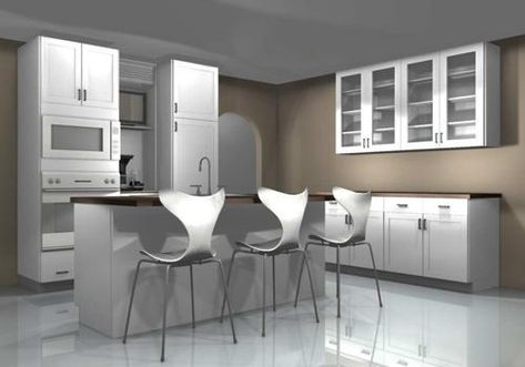 بفضل التصاميم الحديثة لديكور المطابخ يمكنك عمل مطابخ المنيوم اقتصادية وجميلة الشكل وخاصة دواليب المطبخ Cozy Bedroom Design House Interior Decor House Interior