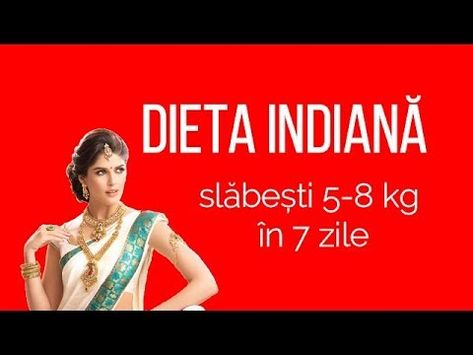 Dieta indiană. Meniu pentru planul de 7 zile, Dieta de detoxifiere indiana