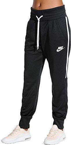 temor Aclarar Sotavento  Nike W NSW Jogger PK – Pantalón, Mujer, Multicolor(Black/Light  Bone/White/White) | Nike sportswear women, Nike women, Casual denim jacket