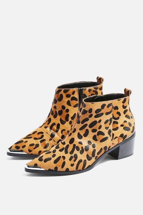 MILES Low Ankle Platform Boots