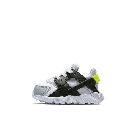 72f64f86aa49 Nike Huarache Infant Toddler Shoe Size 6C (White)
