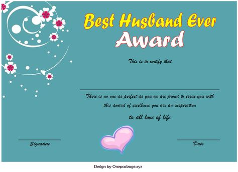 Honor Respect Free Lettering Companion Love World/'s Greatest Husband Trophy