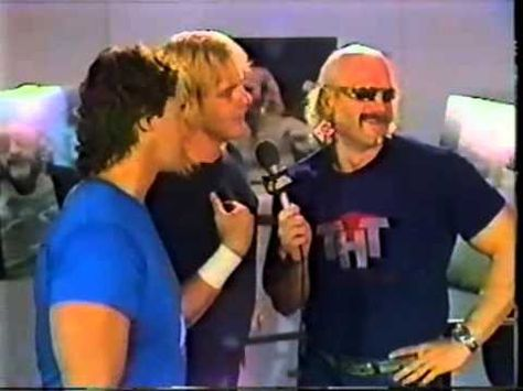 The Body Shop - Barry Windham, Mike Rotundo (5-11-85)