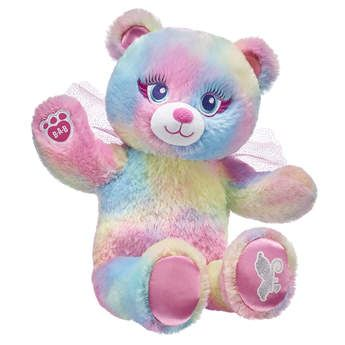 Pastel Bear Fairy Friend Build A Bear Bear Build A Bear Reindeer