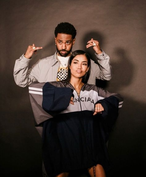 Uploaded by muvaaaa 💋. Find images and videos about couple, big sean and jhene aiko on We Heart It - the app to get lost in what you love. Couple Goals Relationships, Relationship Goals Pictures, Couple Relationship, Black Love Couples, Cute Couples Goals, Dope Couples, Big Sean And Jhene, Jhene Aiko, Couple Aesthetic
