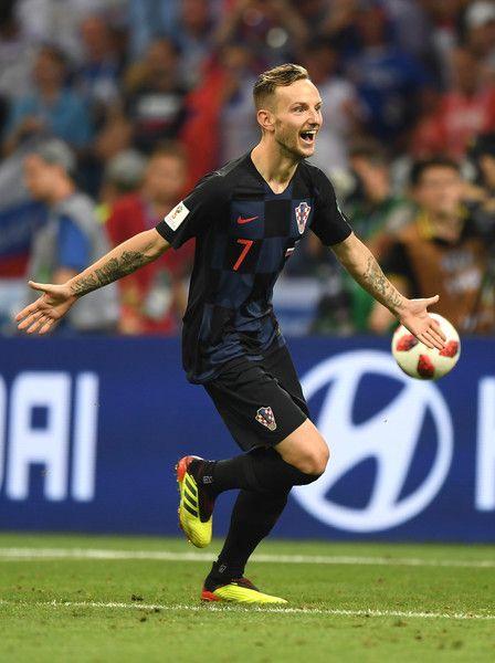 Ivan Rakitic Photos Photos Russia V Croatia Quarter Final 2018 Fifa World Cup Russia Croatia World Cup Russia World Cup