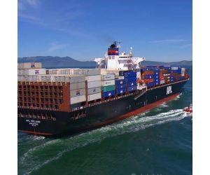 sea freight from guangzhou shenzhen ningbo shanghai china to
