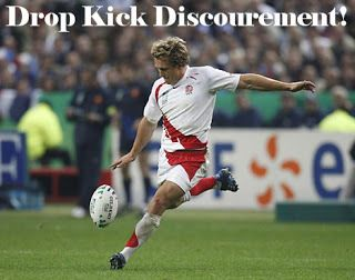 Drop Kicking Discouragement Out of Your Life | Tim Burt's