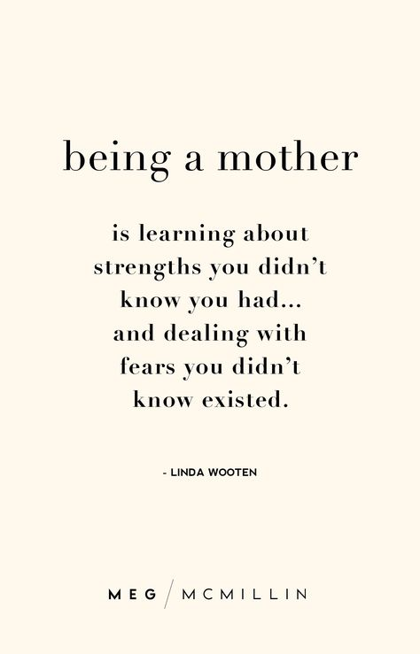 Quotes about motherhood struggles