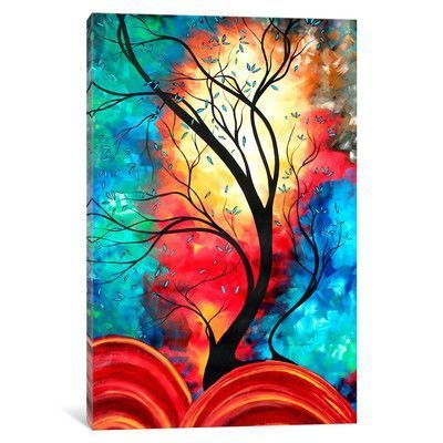 Wrought Studio™ New Beginnings by Megan Duncanson Graphic Art on Wrapped Canvas