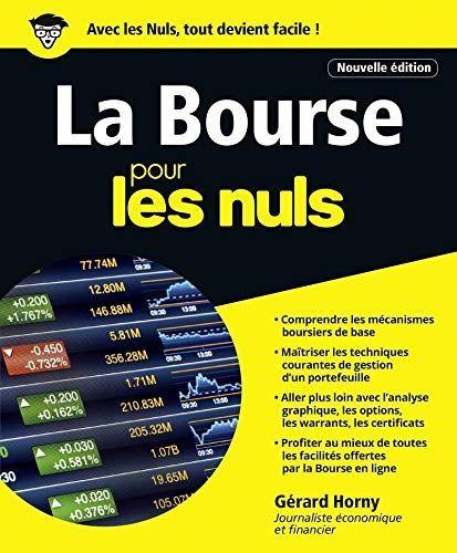 La Bourse Pour Les Nuls Grand Format Liberte Financiere Revenu Passif Telechargement Les Nuls Listes De Lecture