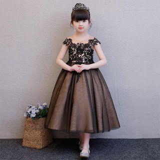 فساتين سواريه اطفال تفصيلات فساتين سواريه بناتي جديدة 2021 Girls Fancy Dresses Exquisite Gowns Embroidered Party Dress