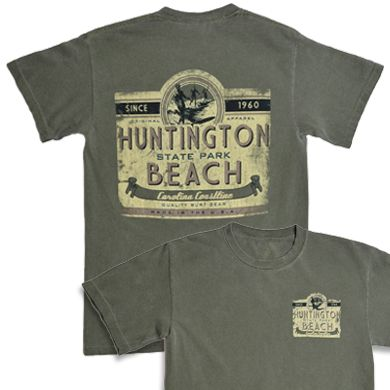 Huntington Beach State Park fan?  Get your very own T-shirt.  Will make a great Christmas gift!  #HuntingtonBeach #SCStateParks