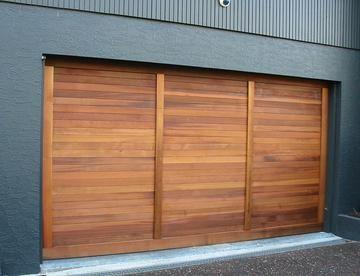 Custom Wood Garage Doors Lux Garage Doors Wood Garage Doors