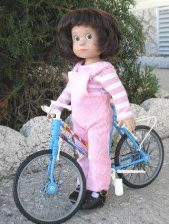 Linda Lenhardt's April Patterson: From the comic strip #dolls