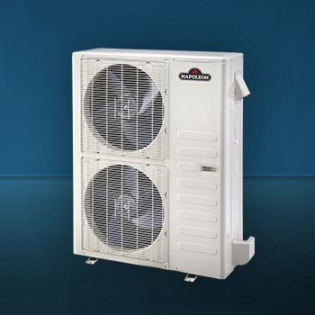 Napoleon S Central Air Conditioning Unit Cools And Dehumidifies