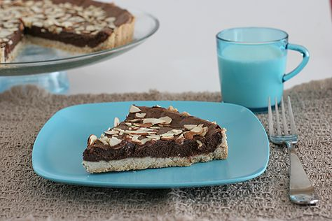 Chocolate Ricotta Pie