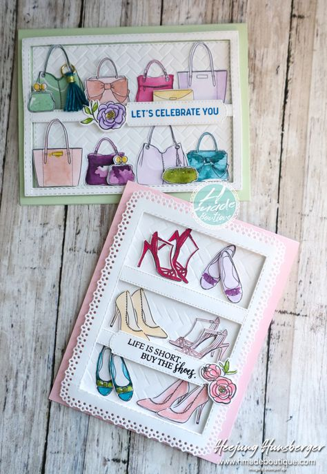 Dressed to impress display card – H MADE BOUTIQUE