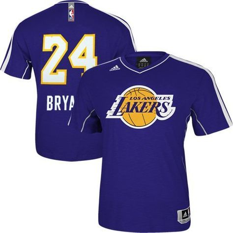 bc70640e13a0 Kobe Bryant Los Angeles Lakers Adidas Gametime 2012-2013 Authentic On-court  Player Shooting Shirt adidas.  49.95