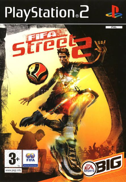 FIFA Street 2 ps2 iso rom download | Gaming Wallpapers HD | Gamecube