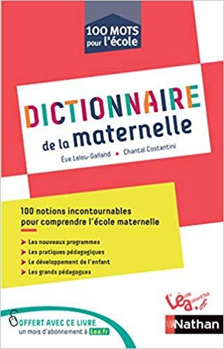 Telecharger Dictionnaire De La Maternelle Livre Gratuit Pdf Epub Mp3 Books Ebook Ebooks