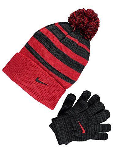 PJ Masks Boys Winter Hat Beanie and Gloves Set Navy