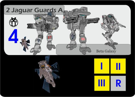 2 Jaguar Guards A CCG by factorymam on DeviantArt