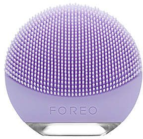 Foreo Luna Go For Sensitive Skin Its Soft Silicone Touch Points