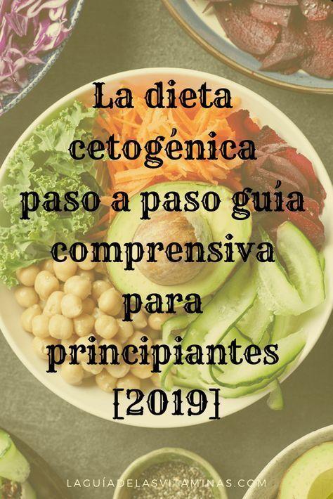 plan de comida para principiantes de dieta keto