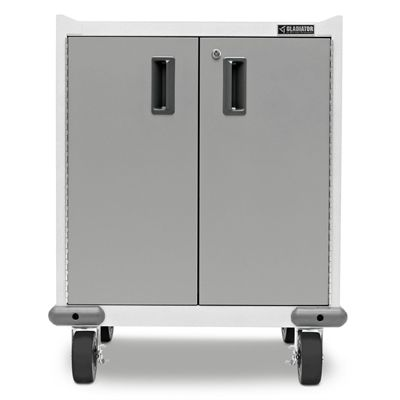Gladiator Garage Cabinet Gagb272dzw Select 28 In W X 34 5 In H X 25 In D Modular Gearbox Garage Cabinets Storage Cabinets Storage