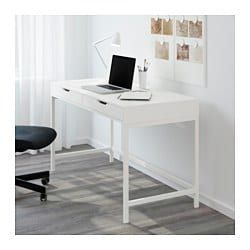 Alex Desk White 51 5 8x23 5 8 Ikea Office Desk Ikea Alex Desk Home Office Furniture