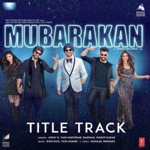 Mubarakan Title Song Full Audio Mp3 Free Download Songspk