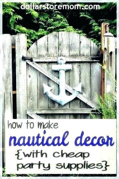 Luxury Nautical Outdoor Decor Cheap For Nautical Yard Decor