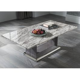 Donatella Grey Marble Coffee Table Coffee Table Plans