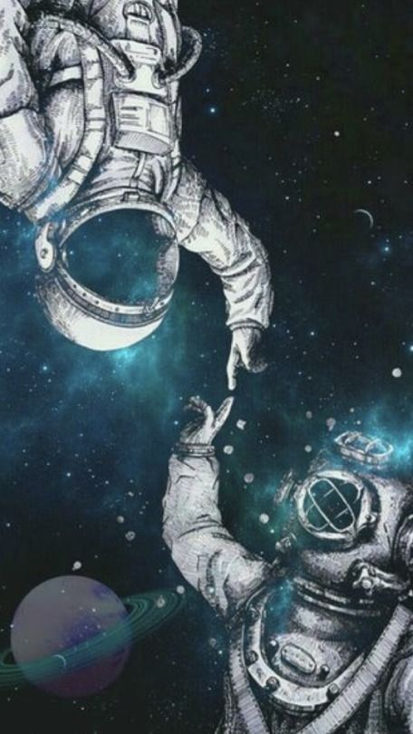 Alien Wallpaper Tumblr Space Artwork Astronaut Art Space Art