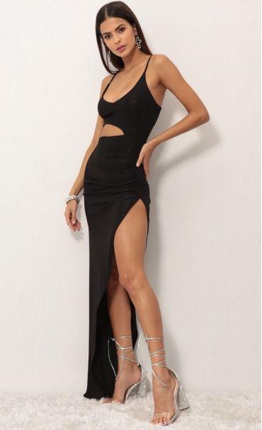 25+ Cutout maxi dress info