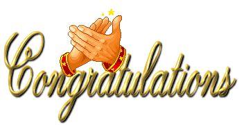Slikovni rezultat za congratulations