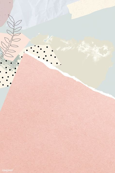 Blank pink ripped notepaper vector | premium image by rawpixel.com / marinemynt