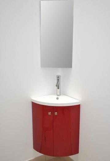 Imagen Baño Esquinero Del Artículo Catálogo De Muebles De Baño Carrefour Remodelaciond Remodelación De Baños Esquineros Para Baños Muebles Para Baños Pequeños