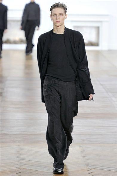 Dior Homme by Kris Van Assche FW 2011