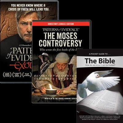 Here Are The First Two Films In The Patterns Of Evidence Series