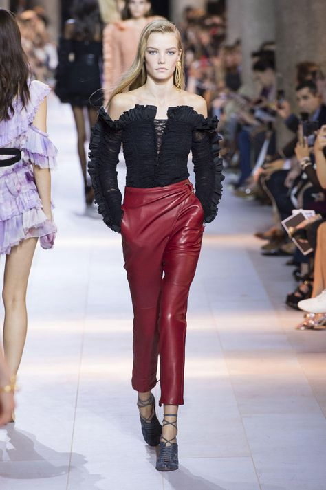 Peter Dundas Goes Full '80s With His Roberto Cavalli Debut - Fashionista