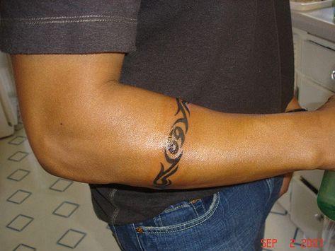 Cancer Zodiac Sign Tattoos: Nice Armband Cancer Zodiac Tattoo For Men ~ Zodiac Tattoo Inspiration